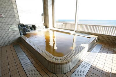 天然温泉風呂(源泉)写真