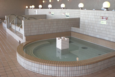 水風呂写真