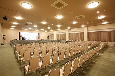 2階、大宴会場
